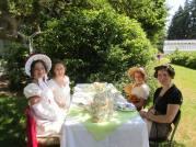 Jane Austen tea party