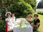 Jane Austen tea party